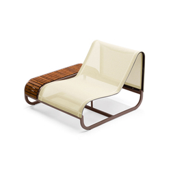 Tandem Right Module | Garden armchairs | EGO Paris