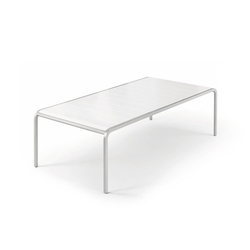 Tandem Dining Table | Mesas de comedor de jardín | EGO Paris