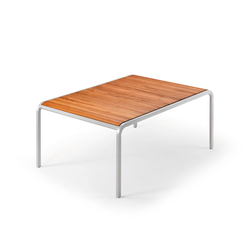Tandem Dining Table | Tables à manger de jardin | EGO Paris
