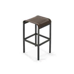 Tandem High Stool | Tabourets de bar de jardin | EGO Paris