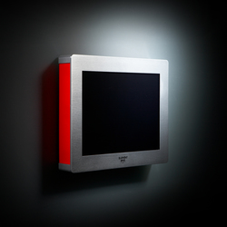 Signis 121-2 ALU on-wall LAN | Wall mounted displays | ELEMENT ONE