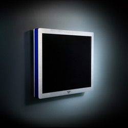 Signis 190 ALU on-wall LAN | Wand-Info- / Werbedisplays | ELEMENT ONE