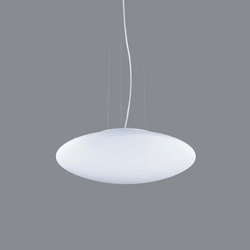 Lens High-Voltage Pendant Lights | Suspended lights | STENG LICHT