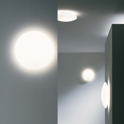 Lens Wall and Ceiling Lamp | Lámparas de pared | STENG LICHT