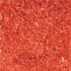 Fashionglass 505 arancio | Glass tiles | Bluestein