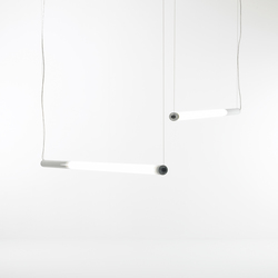 Tube Pendant H | Pendant strip lights | lichtprojekte