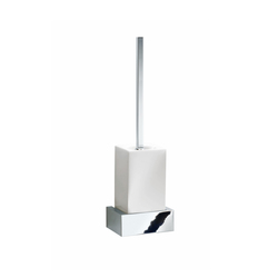 BRICK BK WBG | Toilet brush holders | DECOR WALTHER