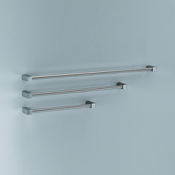 BLOQUE BQ HTE 40/60/80 | Towel rails | DECOR WALTHER