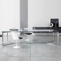 Carlomagno Extralarge | Tables de repas | Gallotti&Radice