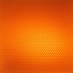 AIR-board® UV PC color | orange | Kunststoff Platten | Design Composite