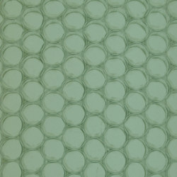 AIR-board® UV satin glass green | Synthetic slabs | Design Composite