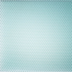 AIR-board® UV satin | glass green | Panneaux | Design Composite