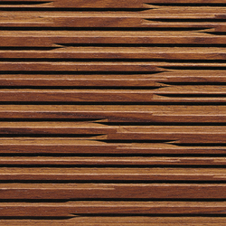 Decor | Teak | Wall panels | Laurameroni