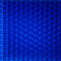 clear-PEP® UV PC color dark blue | Synthetic panels | Design Composite