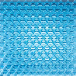 clear-PEP® UV PC color light blue | Kunststoff Platten | Design Composite