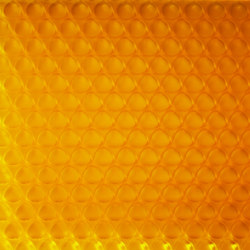 clear-PEP® UV satin orange | Synthetic panels | Design Composite