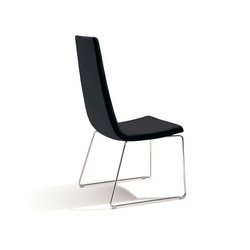 Clint Stackable | Visitors chairs / Side chairs | Fora Form