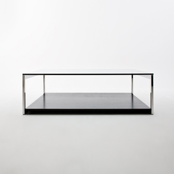 Square Case 1 | Coffee tables | Gallotti&Radice