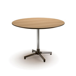 Next Canteen table - Ø110 | Tavoli caffetteria | Fora Form
