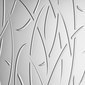 Grass Silver PF met | Plastic sheets/panels | SIBU DESIGN