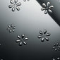 Flowers Silver-Silver | Plastic sheets/panels | SIBU DESIGN