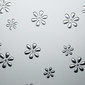 Flowers Silver PF m | Plastic sheets/panels | SIBU DESIGN
