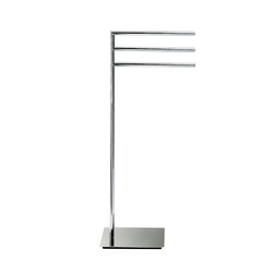 STRAIGHT 3 | Towel rails | DECOR WALTHER