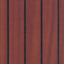 7360 Ponte Nave Mogano R. Nera | Panneaux composites/laminées | Arpa