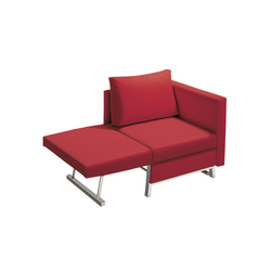 Fox Sessel | Chaise Longues | die Collection