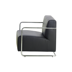 Leon Armchair | Lounge chairs | die Collection