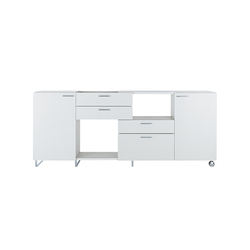 Stretch Highboard | Aparadores | die Collection