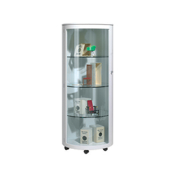Stretch Circular Display Cabinet | Vitrinas | die Collection