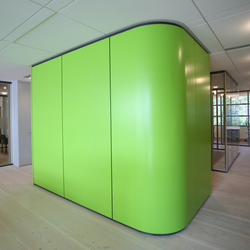 TS1 Flush | Wall partition systems | Scheicher.Wand