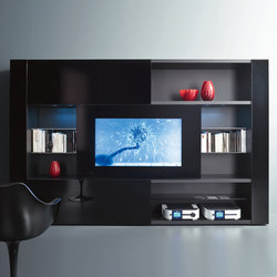 Tuttuno | Wall storage systems | Acerbis