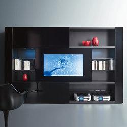 Tuttuno | AV cabinets | Acerbis