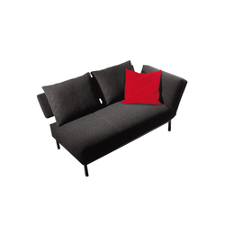 Twinset Couch | Sofás-cama | die Collection