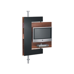Two Vision HiFi- und TV-Regal | Multimedia stands | die Collection