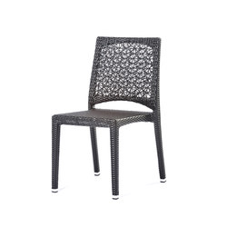Altea hand-woven chair | Sièges de jardin | Varaschin
