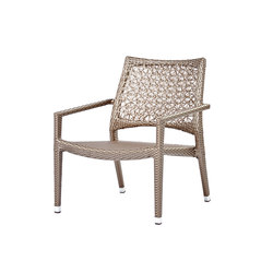 Altea garden plastic chair | Garden armchairs | Varaschin