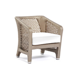 Altea lounge chair | Garden armchairs | Varaschin