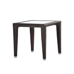 Altea PVC dining table | Mesas de comedor de jardín | Varaschin
