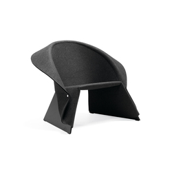 Coat easy chair | Lounge chairs | Materia