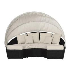 Arena outdoor semicurcular sofa | Sofas de jardin | Varaschin