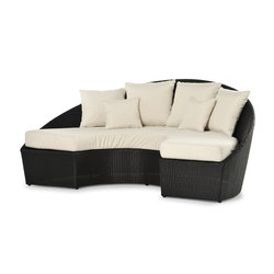 Arena divano semicircolare | Divani da giardino | Varaschin