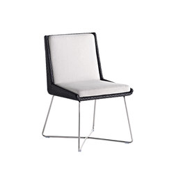 Avalon terrace chair | Garden chairs | Varaschin