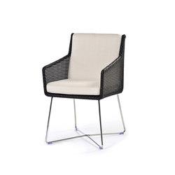Avalon garden armchair | Garden chairs | Varaschin