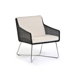 Avalon lounge chair | Fauteuils de jardin | Varaschin
