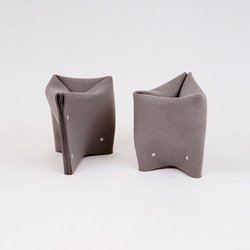 Felt Stool | Hocker | Lerival