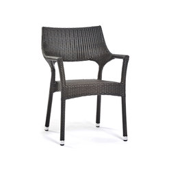 Cafenoir chair | Garden chairs | Varaschin