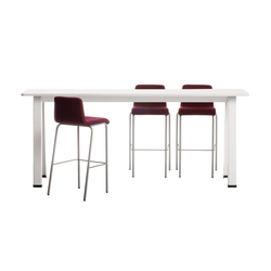 B-Free Lounge | Tables mange-debout | Steelcase